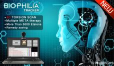 Video 5 - A Biophilia Tracker demo video released June 2018