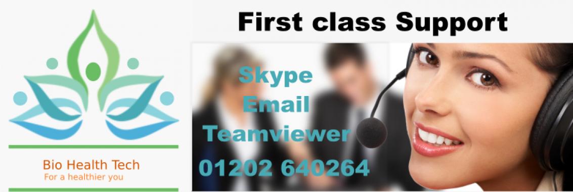 First Class Support